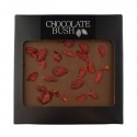 Dark chocolate with goji berries